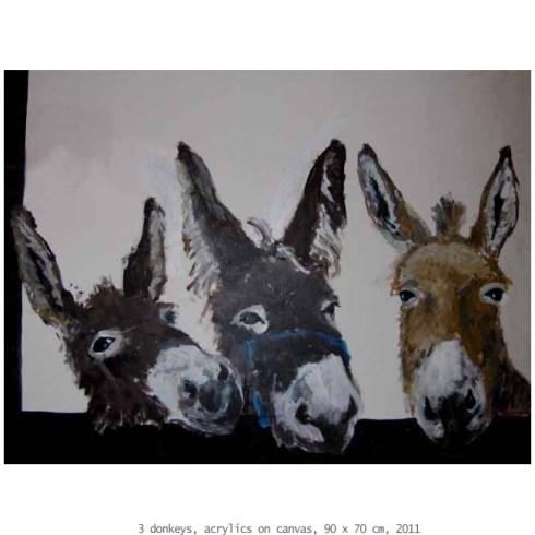 3donkeys