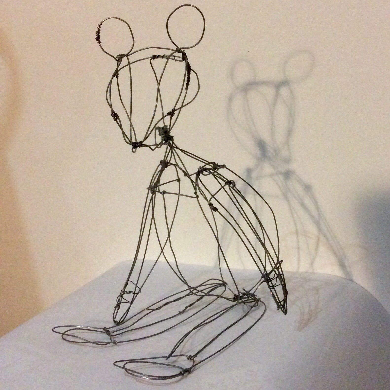 wire | macknifique art & design